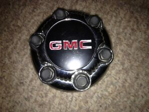 GMC Pickup Center Cap