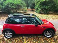 Mini 1.6 Cooper PANORAMIC SUNROOF,LEATHER,Family Buis Est 18 years