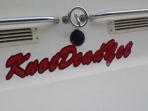 Boat Registration Numbers and Transom Decals Cornwall Ontario image 5