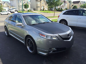 2010 Acura TL type sh full package awd