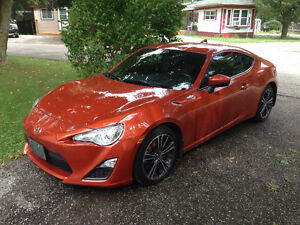 2016 Scion FR-S Base Coupe (2 door)