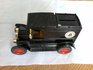 Replica ford van model metal