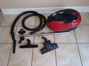 Vacuum cleaner H2O