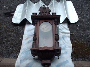 horloge grand pere  vintage