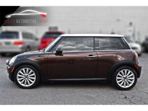 2010 MINI Mini Cooper May Fair Edition Coupe (2 door)