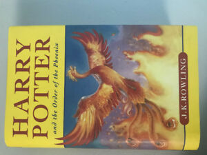 Harry Potter and the Order of the Phoenix (Hardcopy)