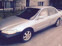 2001 Honda Accord Other