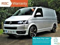 VOLKSWAGEN TRANSPORTER NO VAT SWB T30 T5.1 171hp 2014 HIGHLINE SPORTLINE Manual