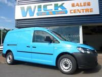 2013 Volkswagen CADDY MAXI C20 TDI STARTLINE VAN *A/C* Manual Small Van
