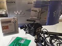 Minidisc Walkman recorder Sony MZ-N707