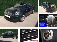 2011 MINI Convertible 1.6 Cooper D 2dr