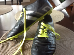 soccer and jazz shoes
