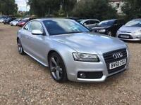 2010 Audi A5 1.8 TFSI S Line Special Edition Coupe 3dr Petrol Manual (164