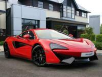 McLaren 570S 3.8T V8 SSG (s/s) 2dr Coupe Petrol Automatic