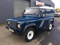 2004 Land Rover Defender 90 TD5 2.5 Diesel 4x4 ** NO VAT **