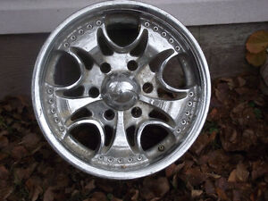 CHROME RIMS Prince George British Columbia image 1