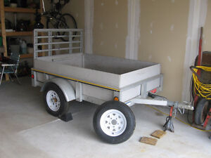 Utility/Landscaping Trailer