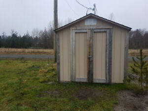 Utility Shed. $900