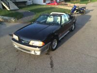 1988 Mustang GT Convertible! Trades? Negotiable