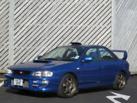 1999/V SUBARU IMPREZA WRX STi TYPE RA VERSION 6 282/2000 MADE - OVER 325BHP !!
