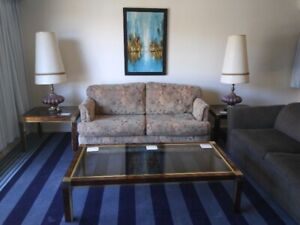 DUNCAN -WEEKLY rentals of FURNISHED condos