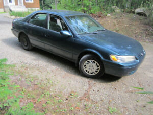 1998 Toyota Camry manuel 4cyl