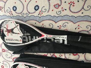 Brand New Tecnifibre Carboflex 130S Racquet w/ 45 Day Warranty!