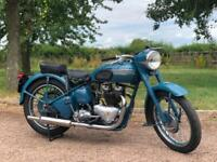 Triumph Thunderbird 1953 Rigid 650cc Classic British Motorcycle!