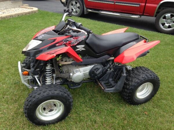 Used 2008 Arctic Cat DVX