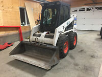 Bobcat 763 only 3600h one owner