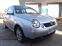 Volkswagen Lupo 1.4 2003 E 77038 MILES