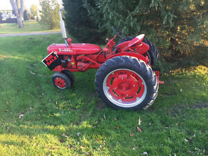 1951 Farmall Super C London Ontario image 1