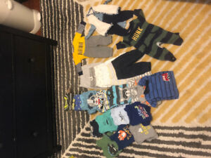 Newborn boy clothes fall/winter