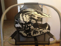 Brand new Sigi helmet adult large