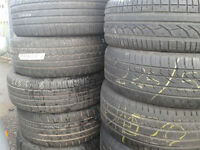 I HAVE 6 ODD 18 INCH TYRES .245/45X18 X1 plus 235/50x18 x2 £10 each .