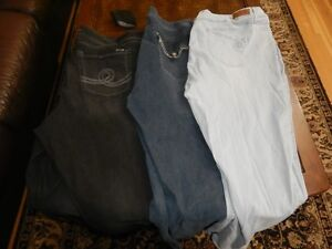 2X/3X Dresses and Jeans