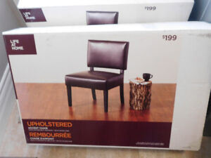 2 Brand New Accent Chairs