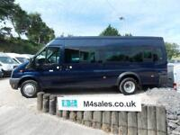 Ford Transit 430 17 Seater Minibus 2.2 Manual Diesel Aircon