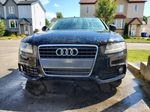 Audi A4 Frontrack 2009