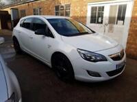 Vauxhall Astra 2.0CDTi 16v ( 165ps ) ecoFLEX ( s/s ) 2012 SRi