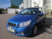 2011 Chevrolet Aveo 1.4 LT / MANUAL / PETROL / 5 DOOR / METALIC BLUE