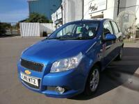 2011 Chevrolet Aveo 1.4 LT / MANUAL / PETROL / 5 DOOR / METALIC BLUE