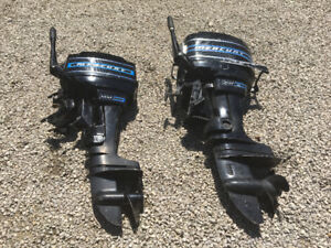 Project Outboard - 20 hp Mercury