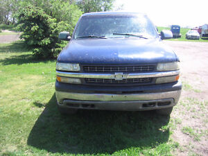 2002 chevy for trade