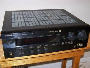 YAMAHA HTR-5250 Receiver 5.1 Surround w/ Remote AS IS