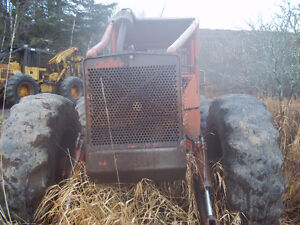WANTED SKIDDER AND PORTERS