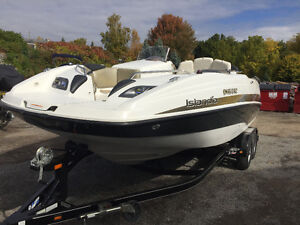 SEEDOO ISLANDIA 2007, RARE BOAT EXCELLENT CONDITION! Belleville Belleville Area image 2