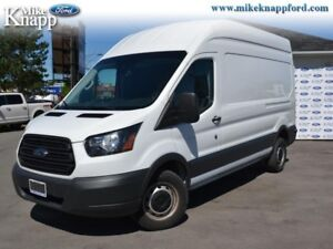 "2016 Ford Transit Cargo Van T-150 130"" Low Roof"