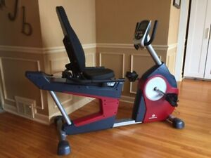 Top quality Recumbent bike - like new- mint condition