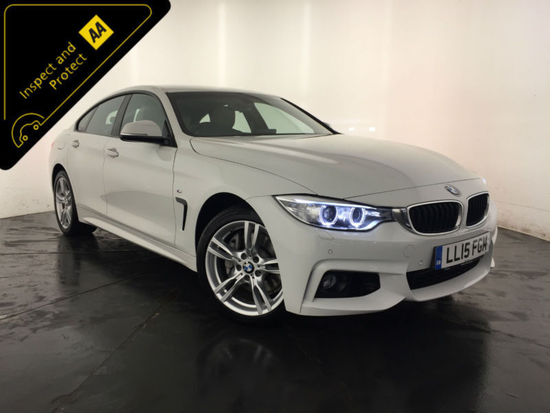 2015 bmw 435d xdrive grancoupe m sport auto 313 bhp 1 owner finance px in wolverhampton west. Black Bedroom Furniture Sets. Home Design Ideas